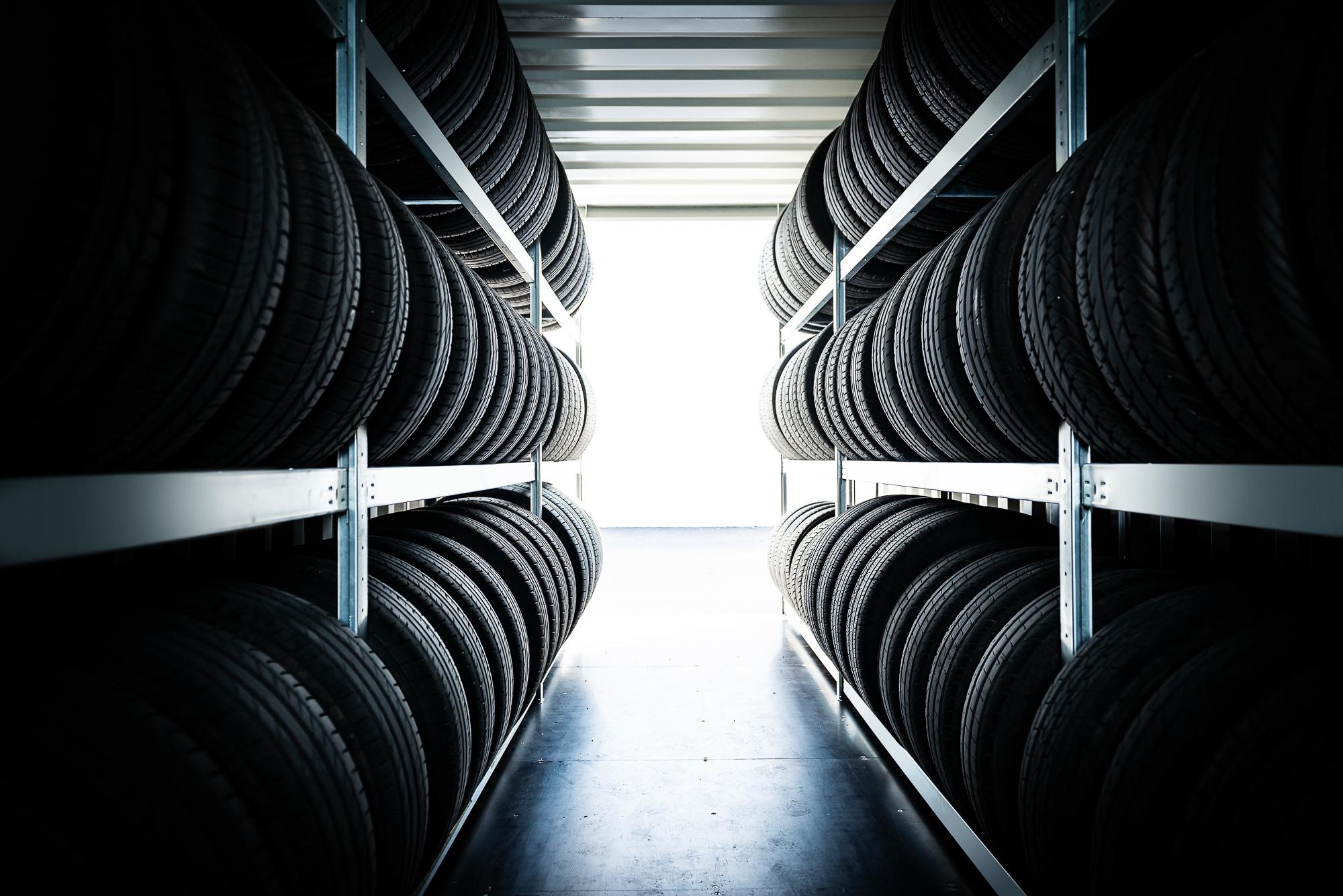 Rihringer Automotive Reifen-Shooting aus Commercial-Portfolio